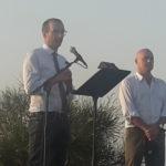 Anteprima del Pesaro Doc Fest con tramonto sul San Bartolo