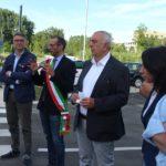 Ricci e Belloni inaugurano a Pesaro il parcheggio della Celletta