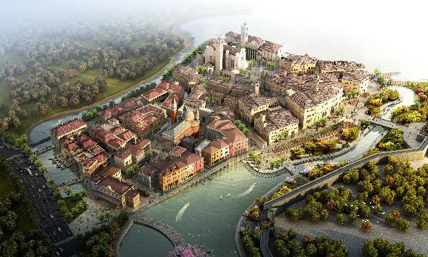 Una città per far assaporare ai cinesi il gusto italiano e la manifattura marchigiana