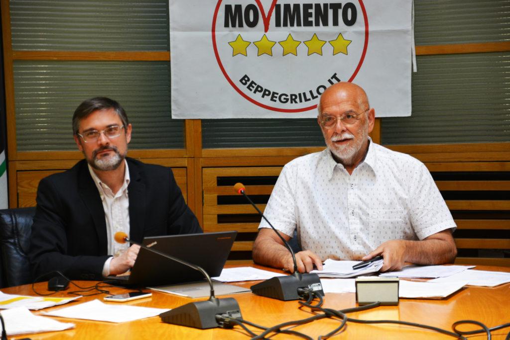 Prosegue l'azione del M5S contro la realizzazione a Pesaro dell'ospedale unico provinciale