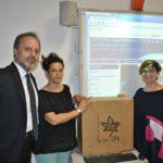 Da UniCredit computer in arrivo per l'Istituto Comprensivo Sud di San Benedetto