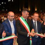 Una grande festa per la nuova piazza di Senigallia