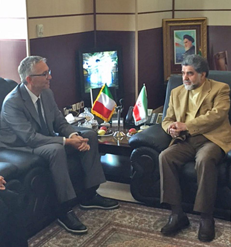 In Iran cresce l'attenzione per le aziende delle Marche