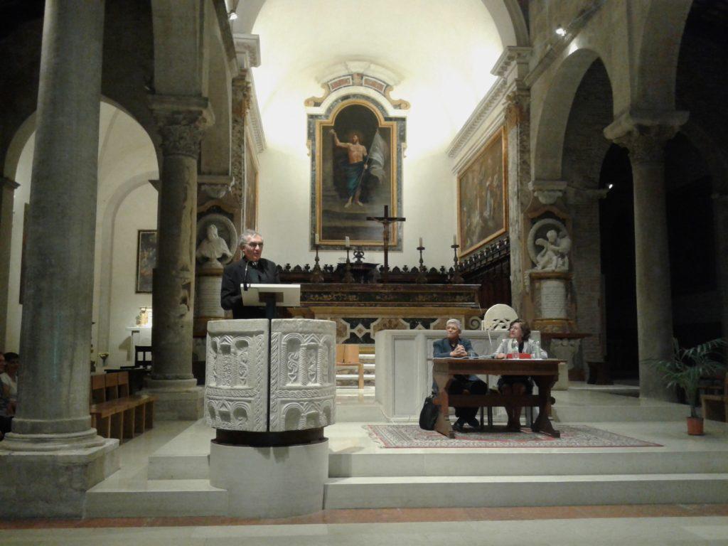 """Andrea Tornielli ha presentato il libro """"Il nome di Dio è misericordia"""""""