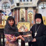 Il libro del Consolato di Ancona agli ortodossi russi