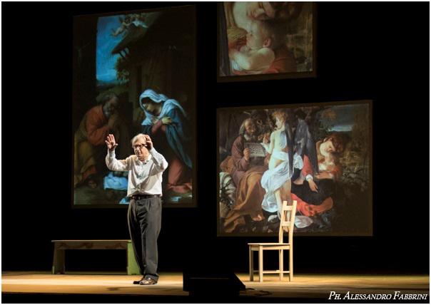 Giovedì a Pesaro arriva Vittorio Sgarbi con il suo Caravaggio