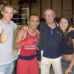 BOXE / Una qualità eccellente espressa ai campionati di Fabriano