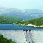 La diga di Comunanza ai raggi x dopo il sisma