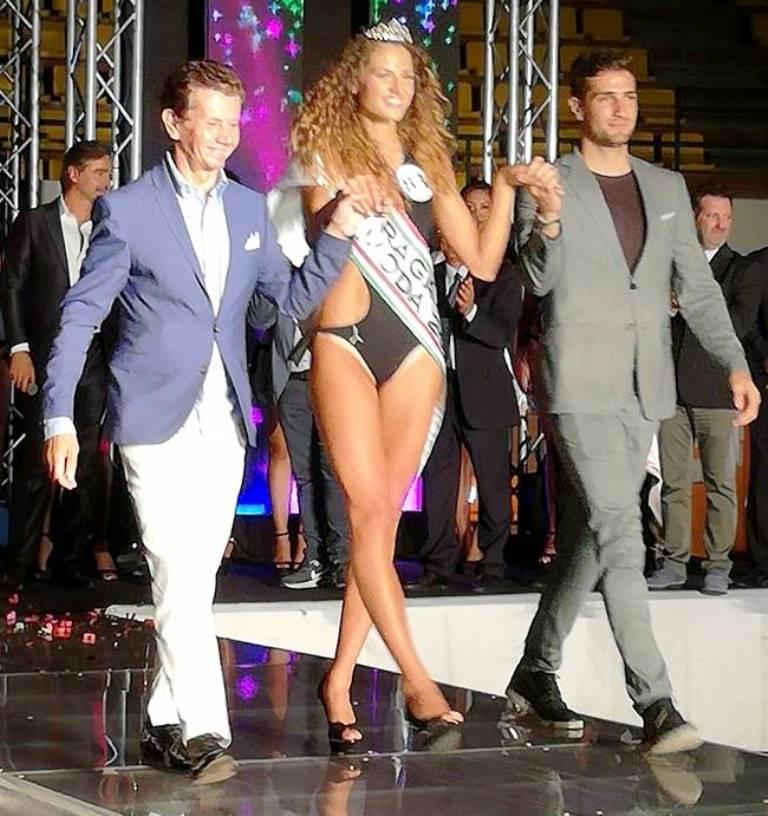 La fabrianese Giorgia Pellicciari è la Ragazza Moda 2016
