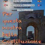 Carlo Smuraglia e Francesca Chiavacci parlano in Ancona della Costituzione italiana