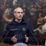 Fabrizio Curcio lascia la guida della Protezione civile, a lui i ringraziamenti dell'assessore Sciapichetti