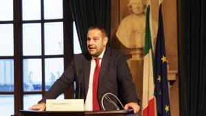 """Fabio Urbinati: """"Valorizzare i prodotti agroalimentari marchigiani"""""""