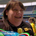 Le Marche d'oro alle Paralimpiadi con Assunta Legnante