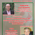 Ancona ospita un confronto sul referendum costituzionale