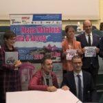 Presentata la terza edizione della Mezza maratona Città di Ancona, organizzata dalla Sef Stamura