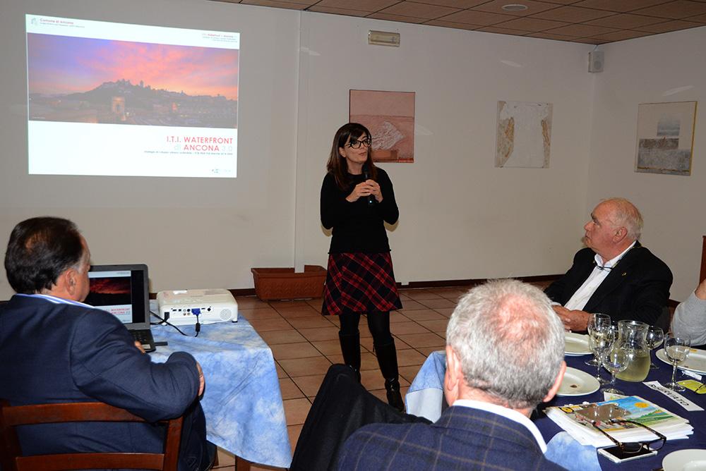 Presentati i nuovi progetti per qualificare Ancona come città di mare