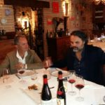 Lo chef stellato Marco Stabile a Carpegna con l'amico Giuseppe Cristini per valorizzare insieme prosciutto e tartufo