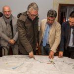 Terza corsia dell'A14, firmata a Pesaro la convenzione per le opere complementari: 63 milioni di investimenti sul territorio