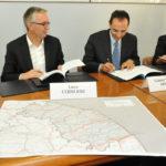 Altri 252 km di strade regionali saranno gestiti dall'Anas