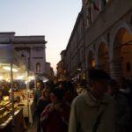 """""""Autunno in piazza"""", a Pesaro il mercatino  enogastronomico"""