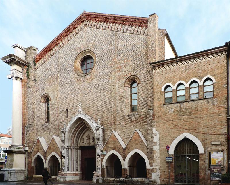 PESARO / Una mostra d'arte sacra ospitata nella galleria San Domenico
