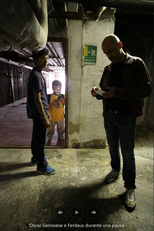 Realizzato un docu-film sull'Hotel House di Porto Recanati