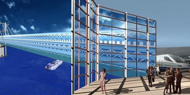 Da Ancona a Zara il sogno del Ponte sull'AdriaticoDa Ancona a Zara il sogno del Ponte sull'Adriatico
