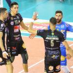 Per la Lube Civitanova un grande esordio in casa: 3-0 al Piacenza