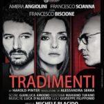 Al teatro Rossini di Pesaro arriva Tradimenti di Michele Placido