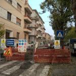 ANCONA / Lavori al Viale della Vittoria, aperto il nuovo cantiere