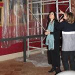 MACERATA / Squadre di restauratori già al lavoro a palazzo Buonaccorsi