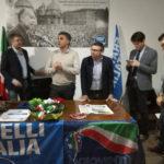 """Antonio Baldelli: """"Dobbiamo liberare la provincia di Pesaro dai tentacoli del Pd"""""""