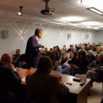 Le ragioni del No al Referendum illustrate da Forza Italia in un incontro a Porto San Giorgio