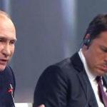 Putin telefona a Renzi e offre l'aiuto della Russia per la ricostruzione delle aree distrutte dal terremoto