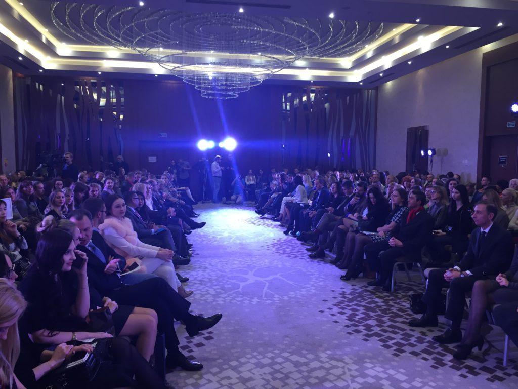 Grande successo per la moda marchigiana in Bielorussia