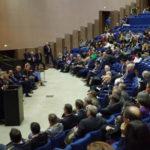 """ANCONA / Seicento studenti a """"lezione"""" dal presidente del Senato Pietro Grasso"""