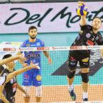 Una Lube grandissima contro Verona: 3-0 all'Eurosuole Forum e vetta riconquistata