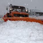 Emergenza neve, la Provincia di Pesaro mette in campo per le proprie strade 400mila euro