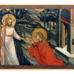 LORETO / Chiusa la Porta Santa della Basilica, ma è ancora in corso la bella mostra curata da Vittorio Sgarbi sulla Maddalena
