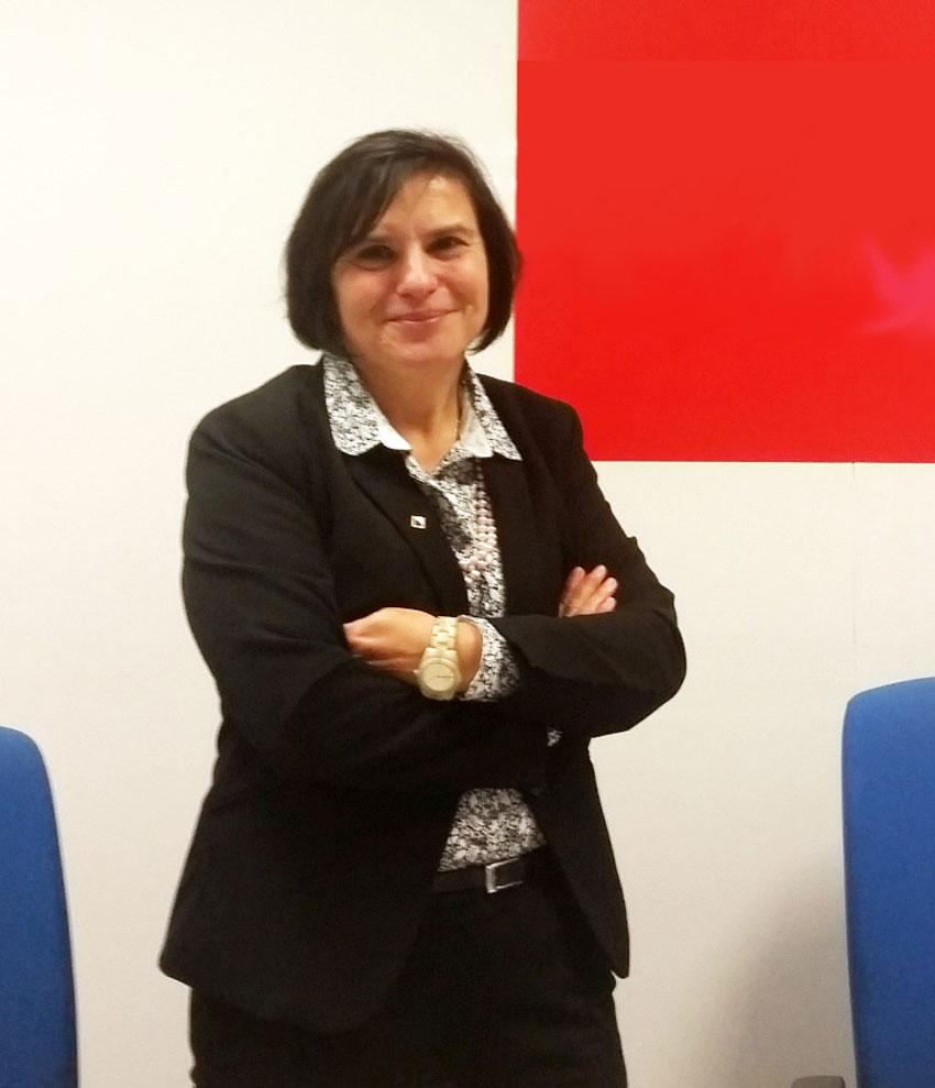 Valeria Talevi è la nuova segretaria generale della Filt Cgil (trasporti)