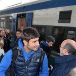 Il treNO tour #iodicoNo del Movimento 5 Stelle arriva nelle Marche
