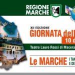 Sabato a Macerata la XII Giornata delle Marche