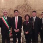 Si rinnova il patto di amicizia tra Macerata e Taicang