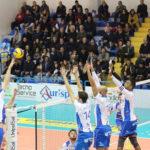 Per la GoldenPlast due punti pesanti in Salento: battuto (3-2) l'Alessano