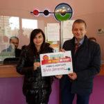 I libri salgono a bordo dei bus, l'idea di Silvia Seracini vince il contest di Conerobus