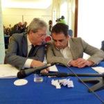 La soddisfazione di Comi e del Pd delle Marche per l'incarico a Gentiloni