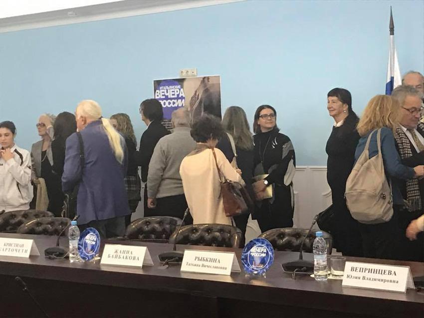 Per le Marche, a Tula, una grande vetrina promozionale sul mercato russo