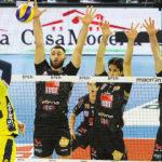 Ko indolore a Modena (3-2): la Lube è campione d'inverno
