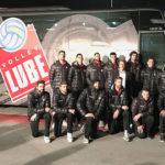 Ecco il nuovo pullman ufficiale della Lube Volley Civitanova