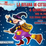 ANCONA / Venerdì pomeriggio in Piazza Roma gran finale con la Festa della Befana